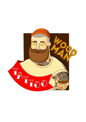 WoodMan Tattoo-avatar