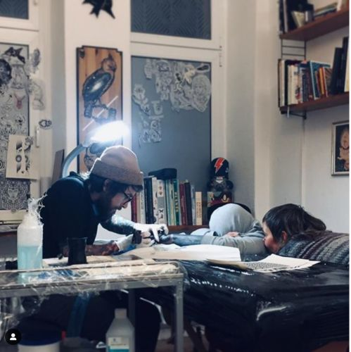 Kreatyves Tattoo-avatar