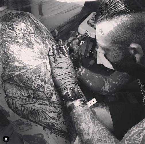 Ergo Tattoo-avatar