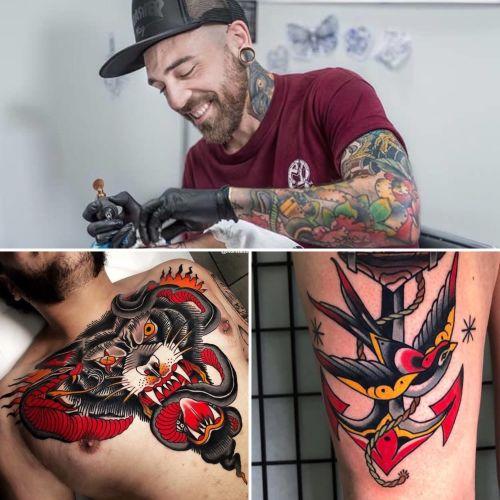 Daniel Lonner Tattoo-avatar
