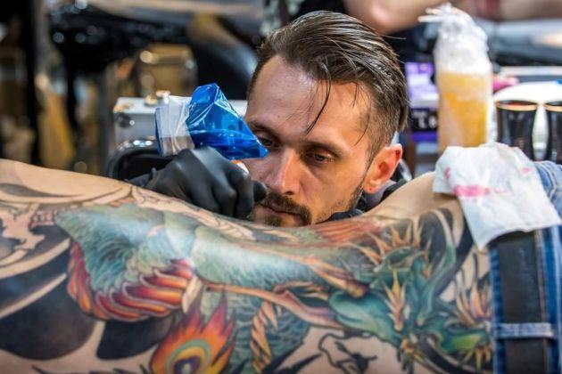 Aleksandr Zbarskyi Tattoo-avatar