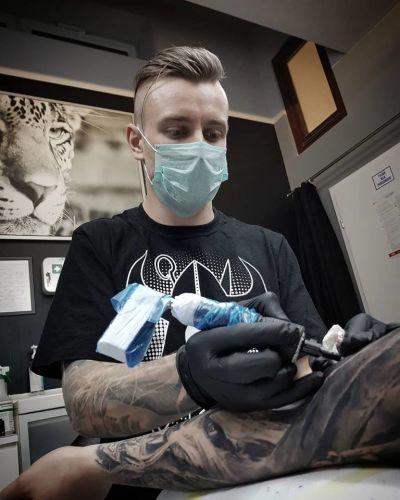 Marcin Nencek Grey eye Tattoo-avatar