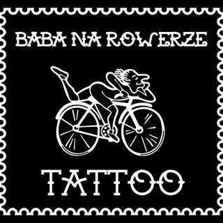 Baba na Rowerze Tattoo-avatar