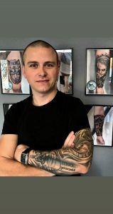 BOBSON tattoo