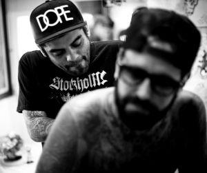 Fede Aguero Tattoo