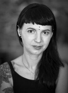Anna Szejdewik aka Coxie