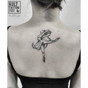 Aleksandra Kołtowska Tattoo