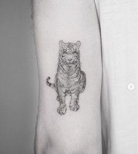 Jechul Kim - Gordy Tattoo