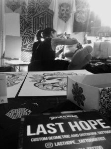 Last Hope Tattoo Artist