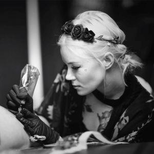 Klaudia Michnik - Mongo Tattoo