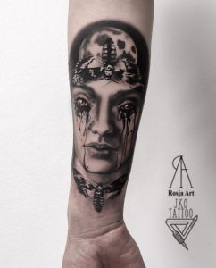 Rosja Art Tattoo