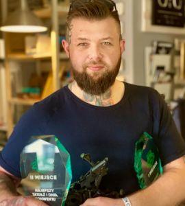 Kazimierz Rychliński - Kosa Tattoo