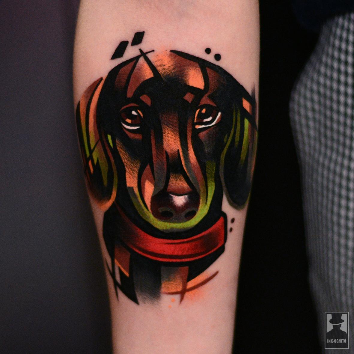 Tomek Kolucki inksearch tattoo