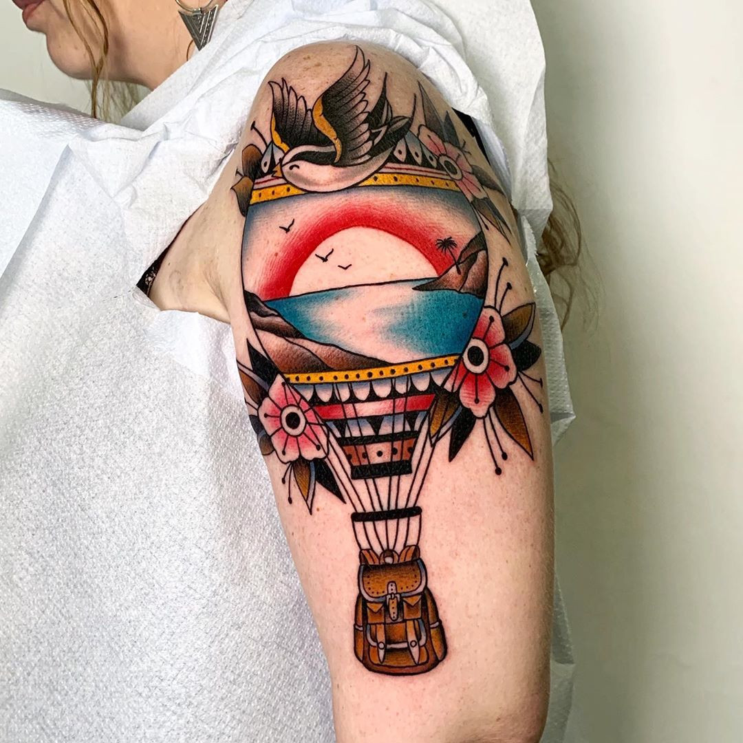 Nicolas Hasapopoulos inksearch tattoo