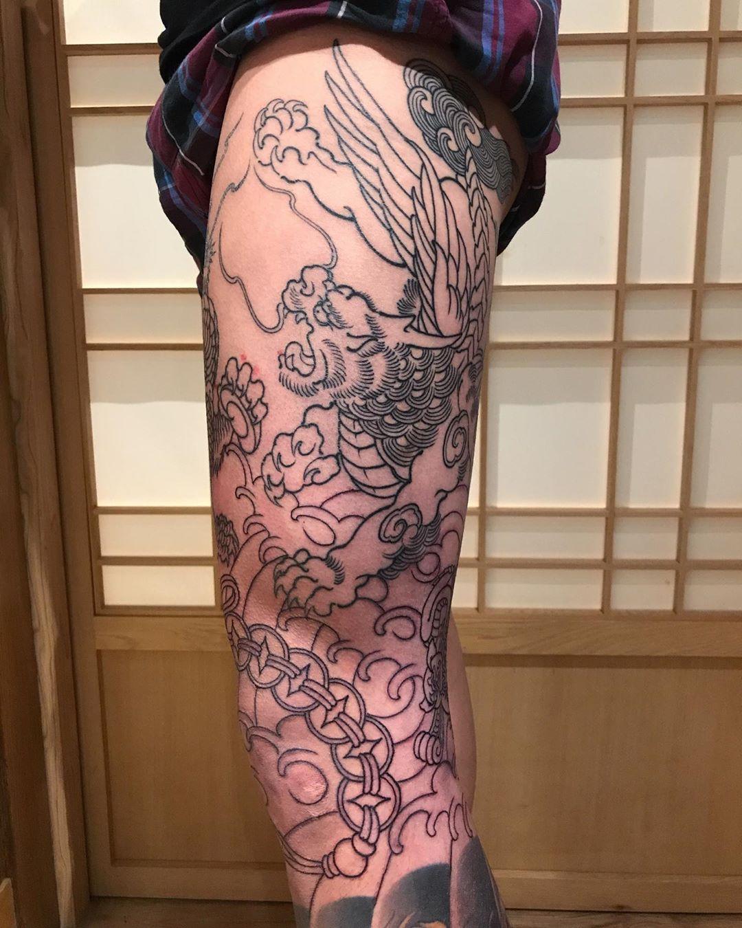 Hori Kin inksearch tattoo