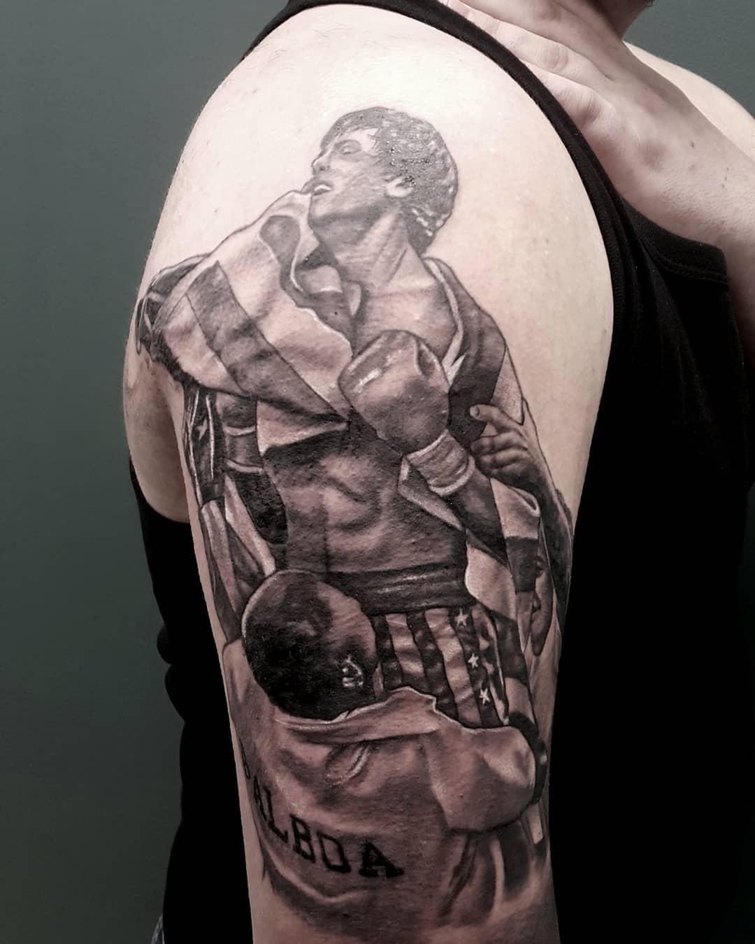 Kama Żurakowska inksearch tattoo