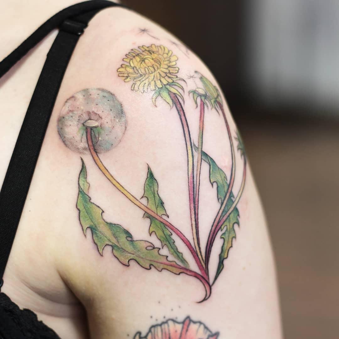 Karolina Nowicka inksearch tattoo
