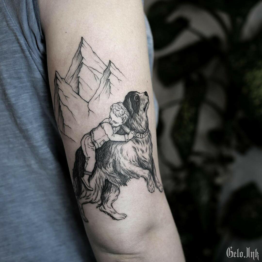Angelina inksearch tattoo