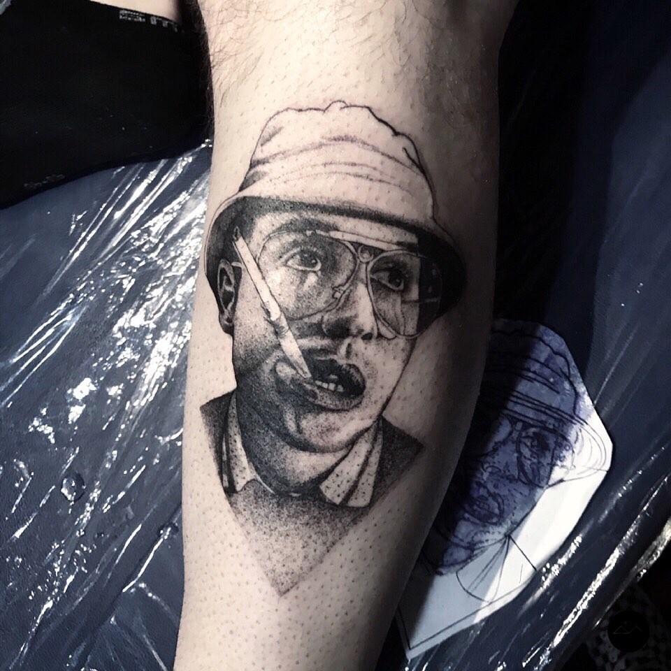 Dominik Śniatowski inksearch tattoo