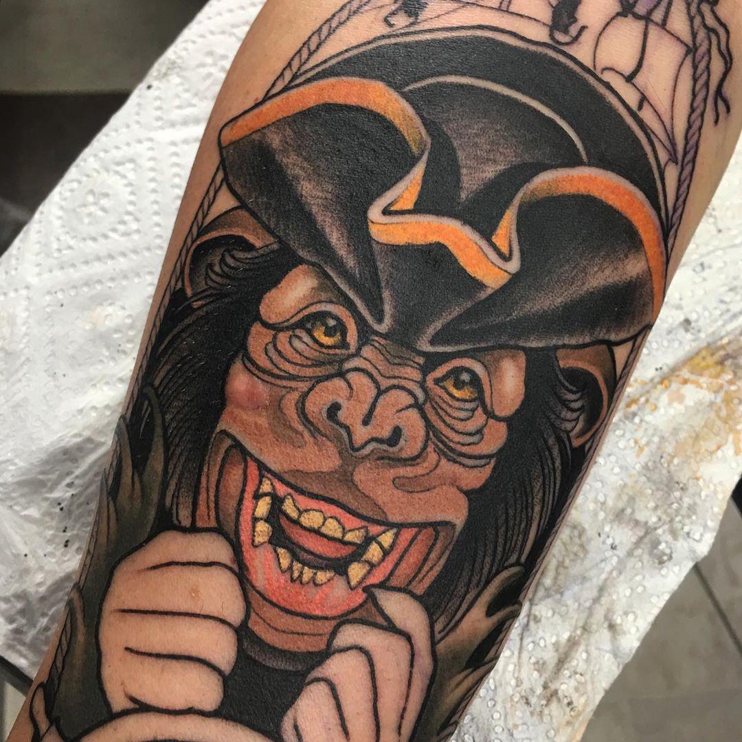 Evil Yvonne inksearch tattoo
