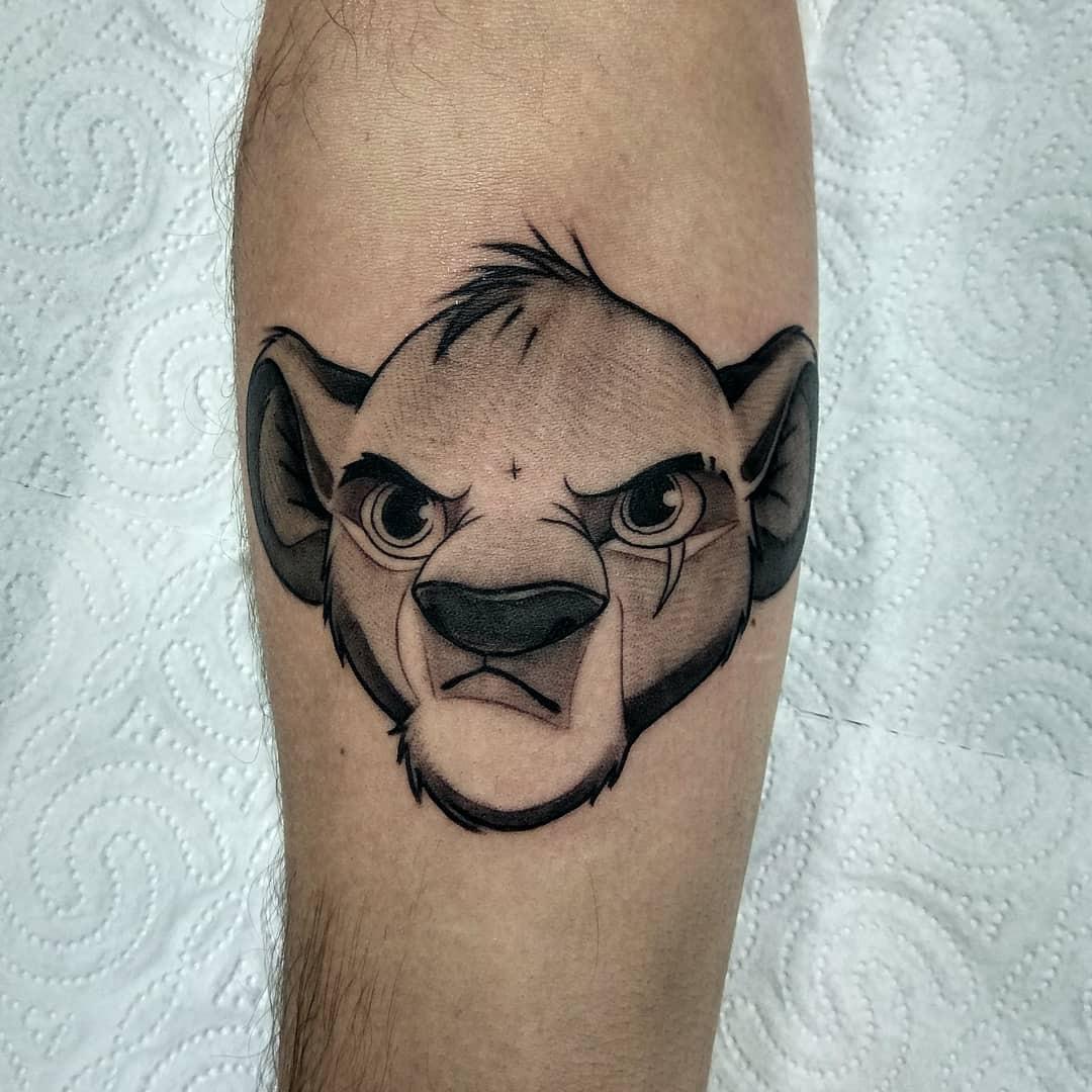 Kamil Rojek inksearch tattoo