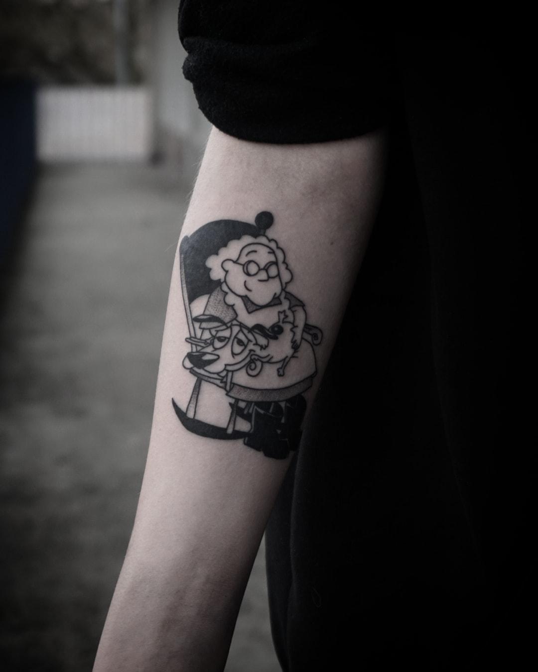 Wiktoria Niewiadomska - Małezło Tattoo inksearch tattoo