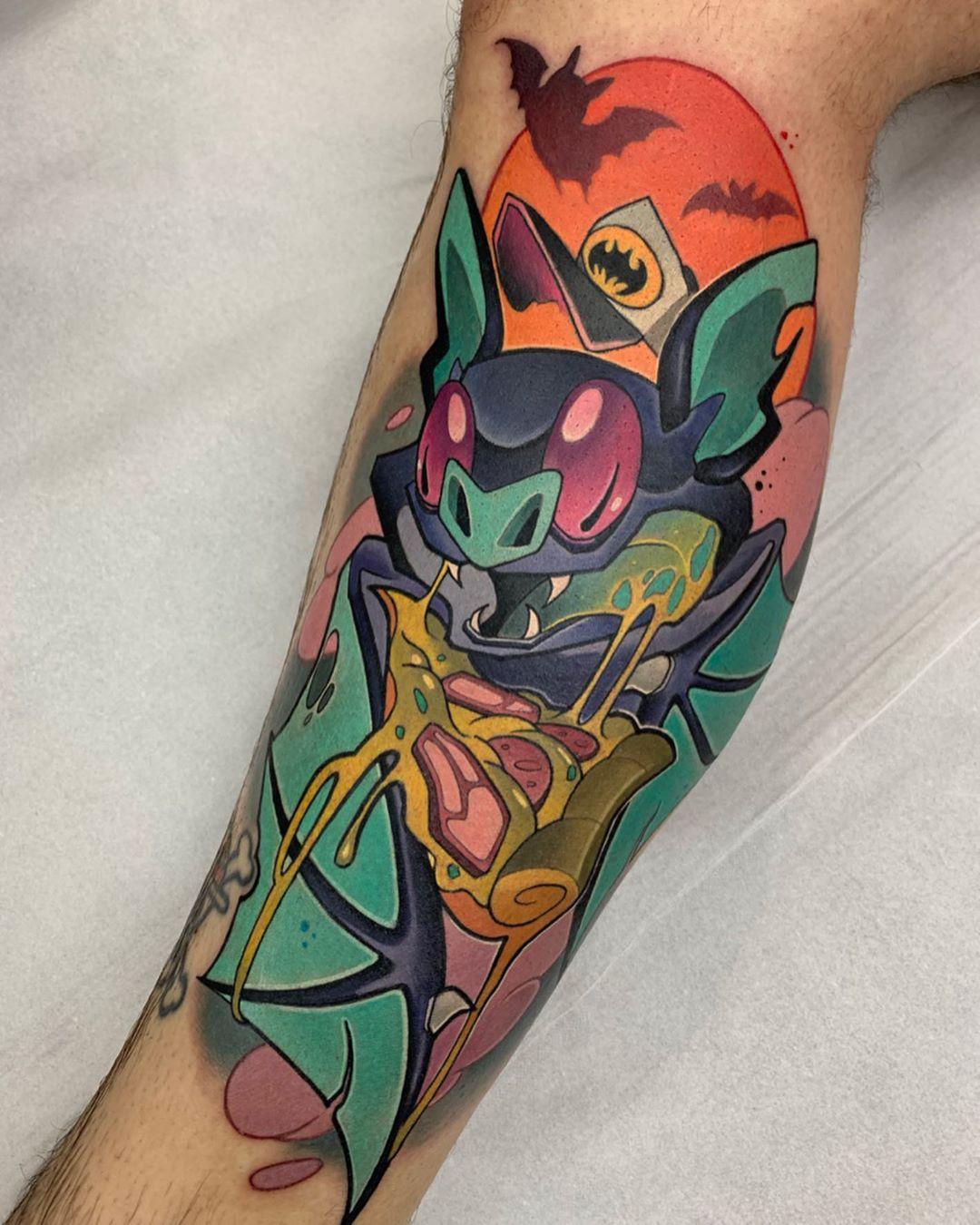 Lehel inksearch tattoo