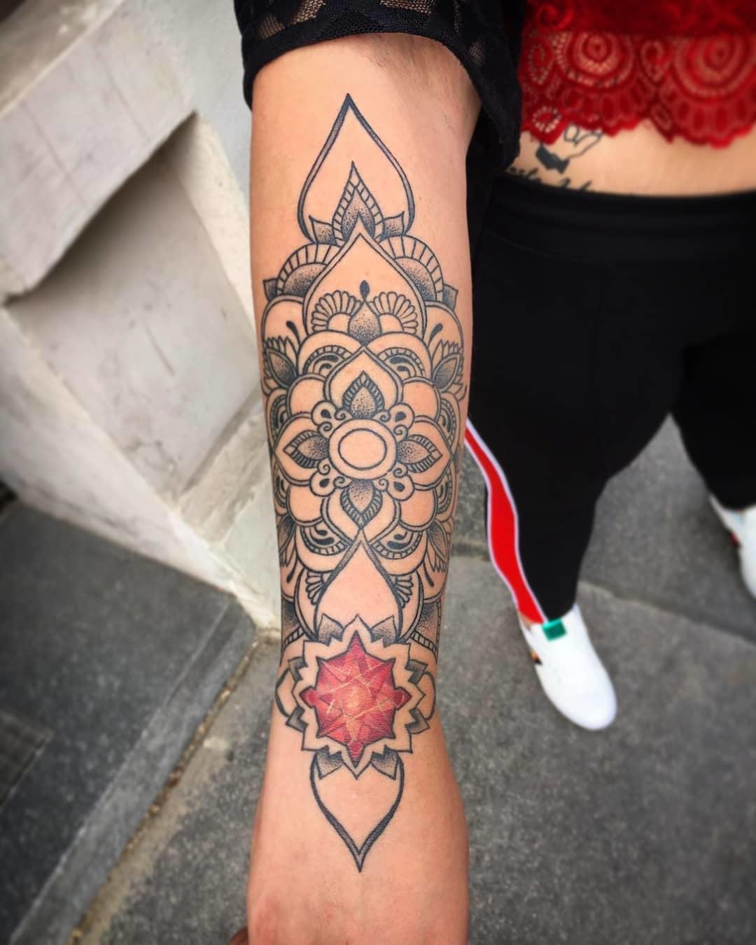 Natalie Z inksearch tattoo