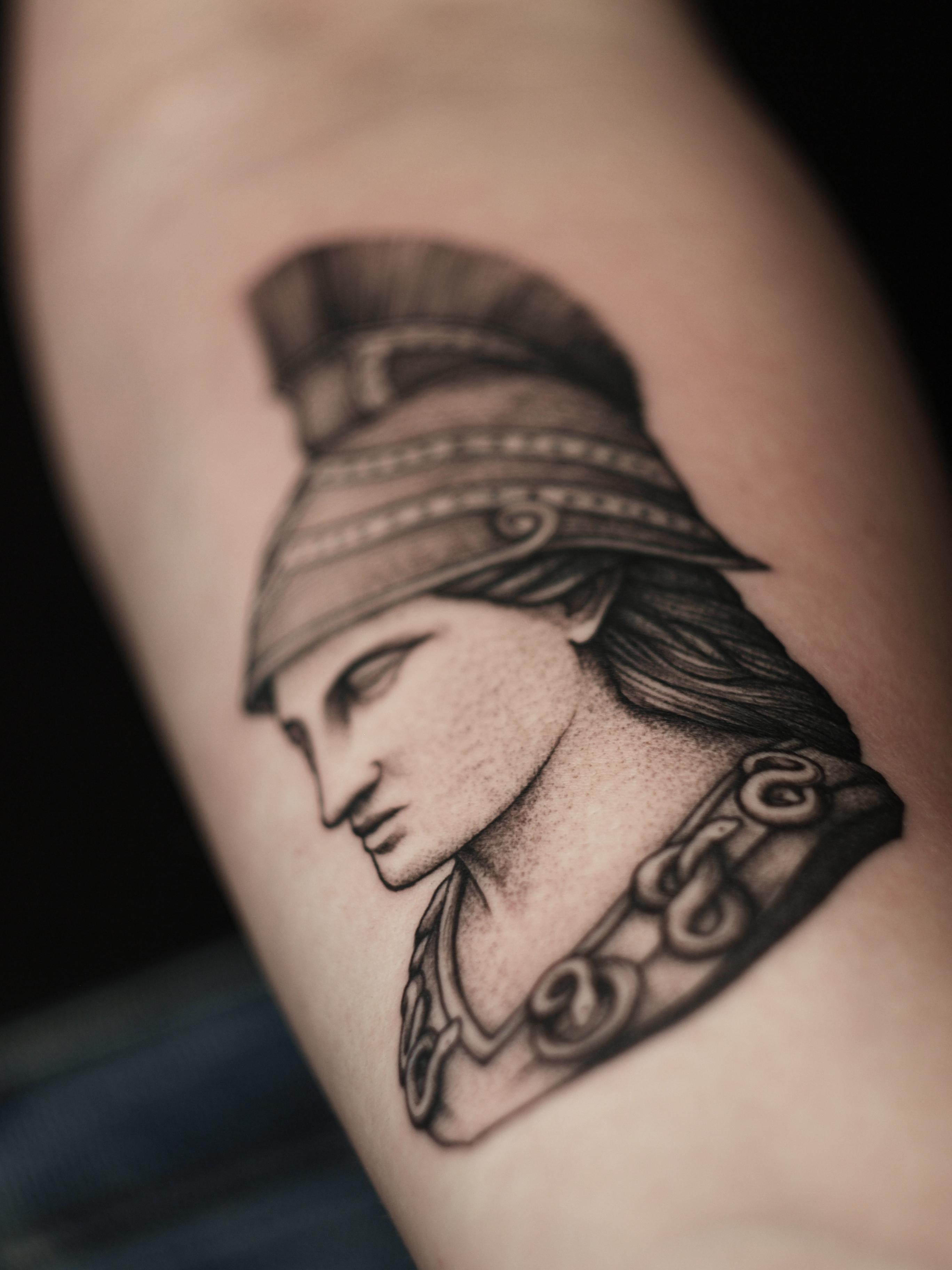 Gniewna Dziara inksearch tattoo