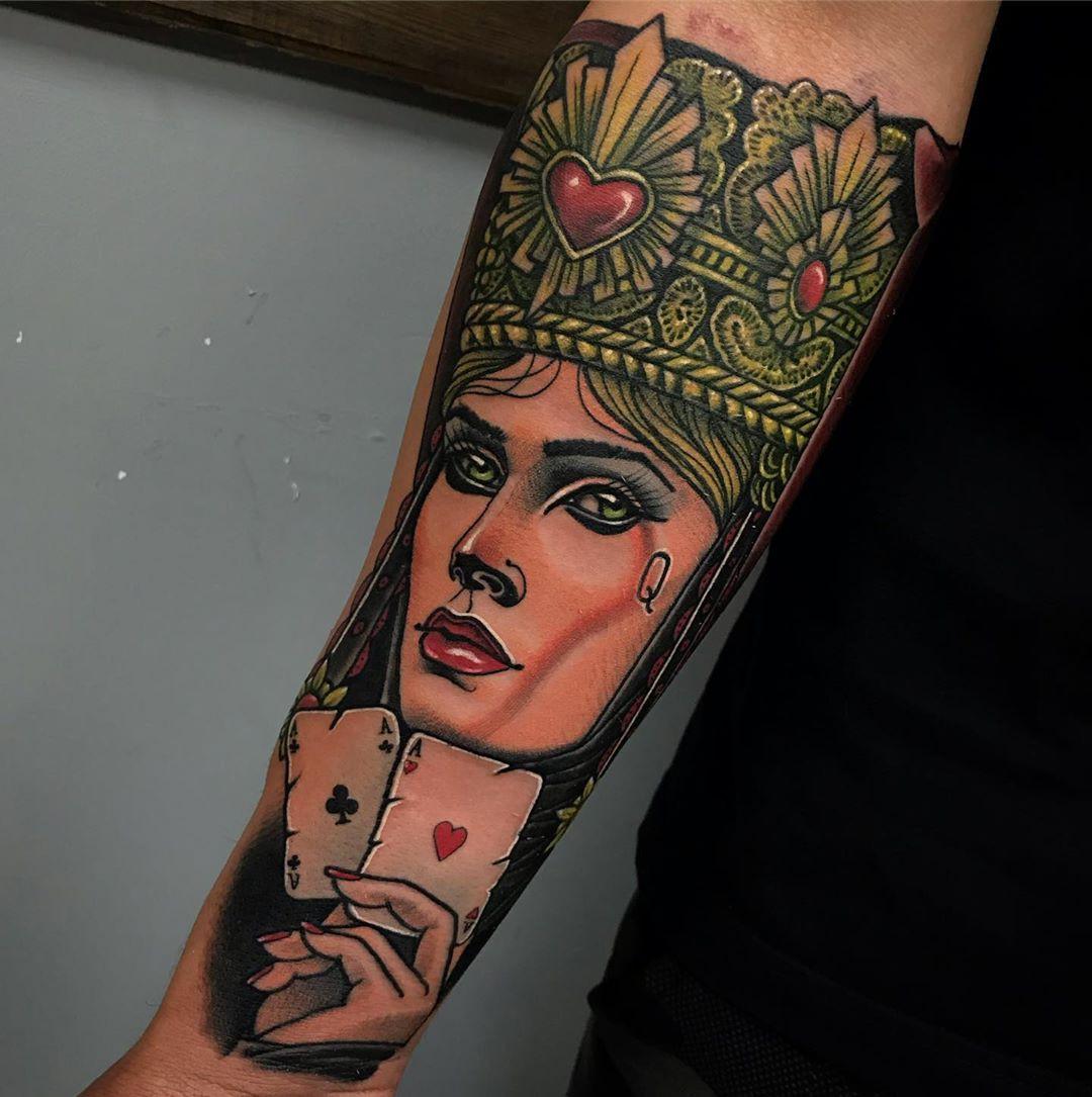Bartosz Panas inksearch tattoo