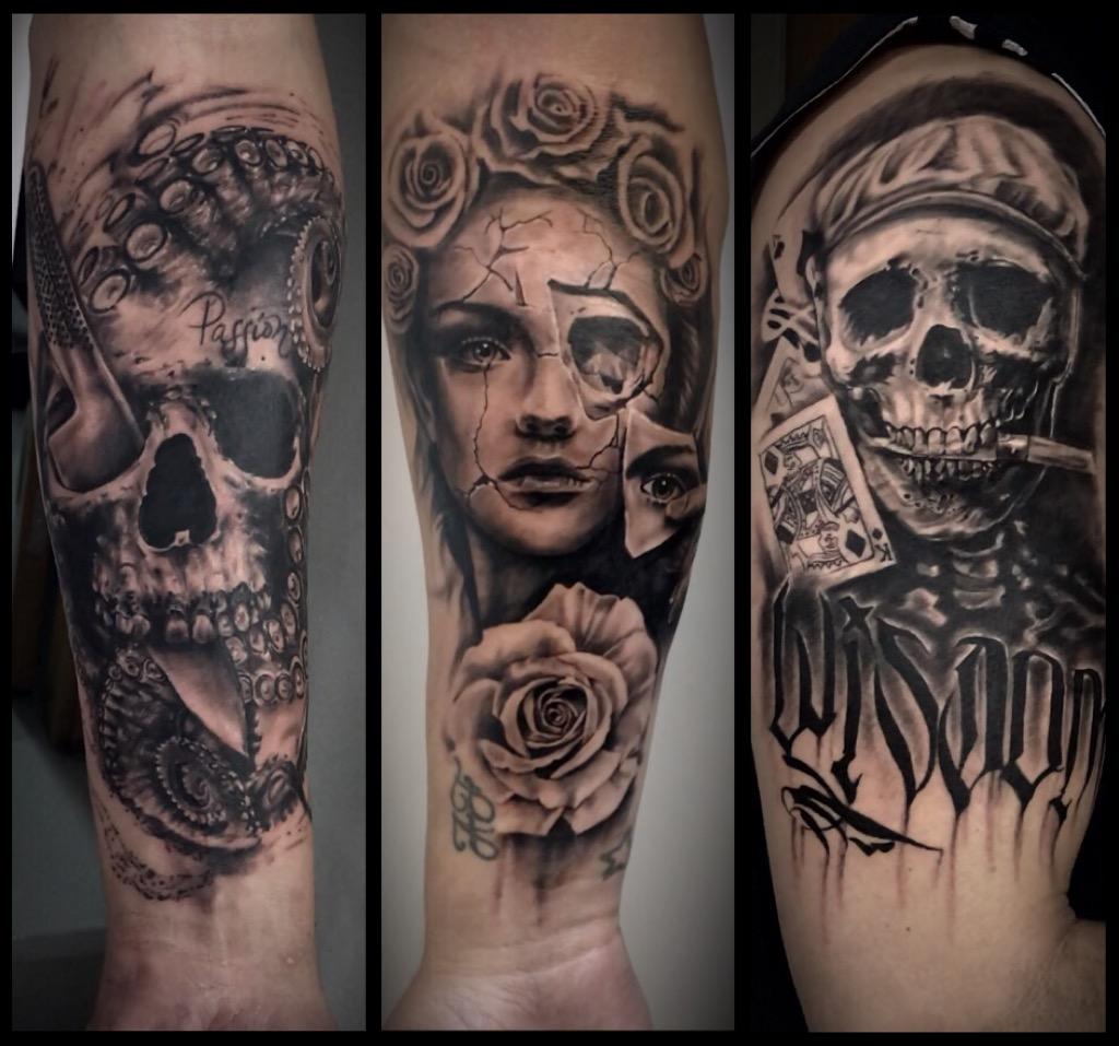 José Carlos Esteves inksearch tattoo