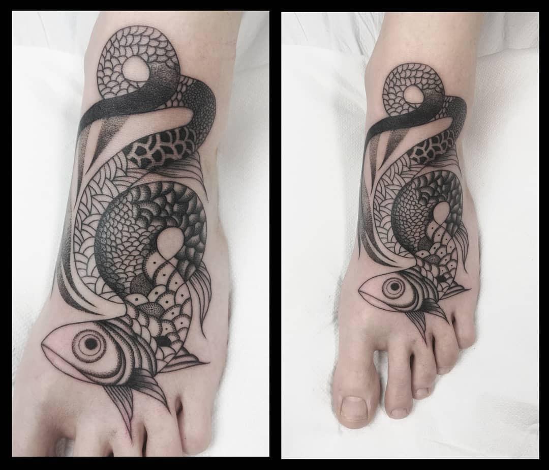 Karolina Cecot inksearch tattoo