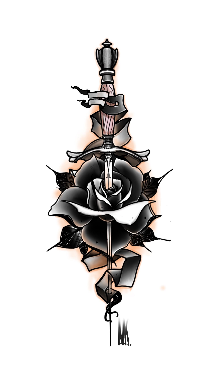 Artur Pulikovskyi inksearch tattoo