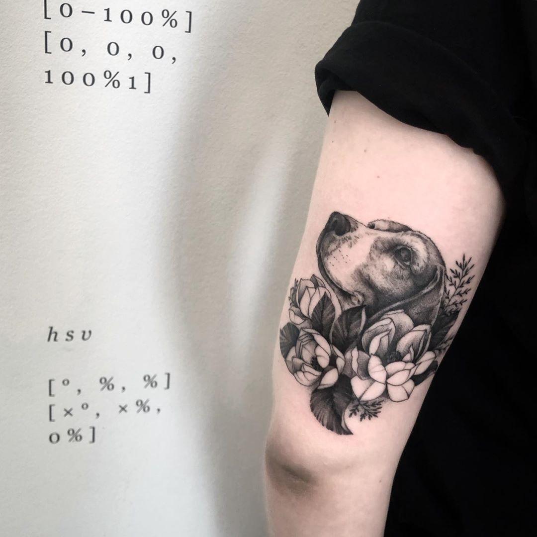 Klaudia Michnik - Mongo Tattoo inksearch tattoo