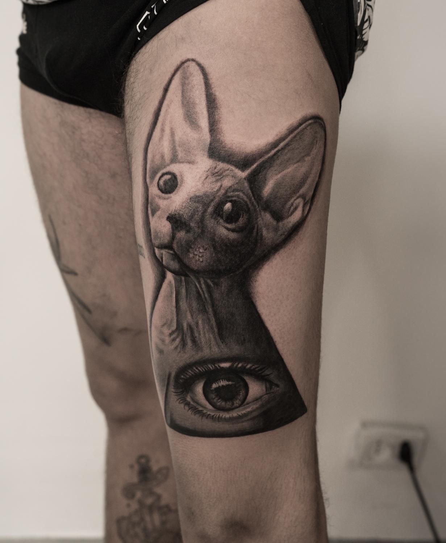 Mat inksearch tattoo