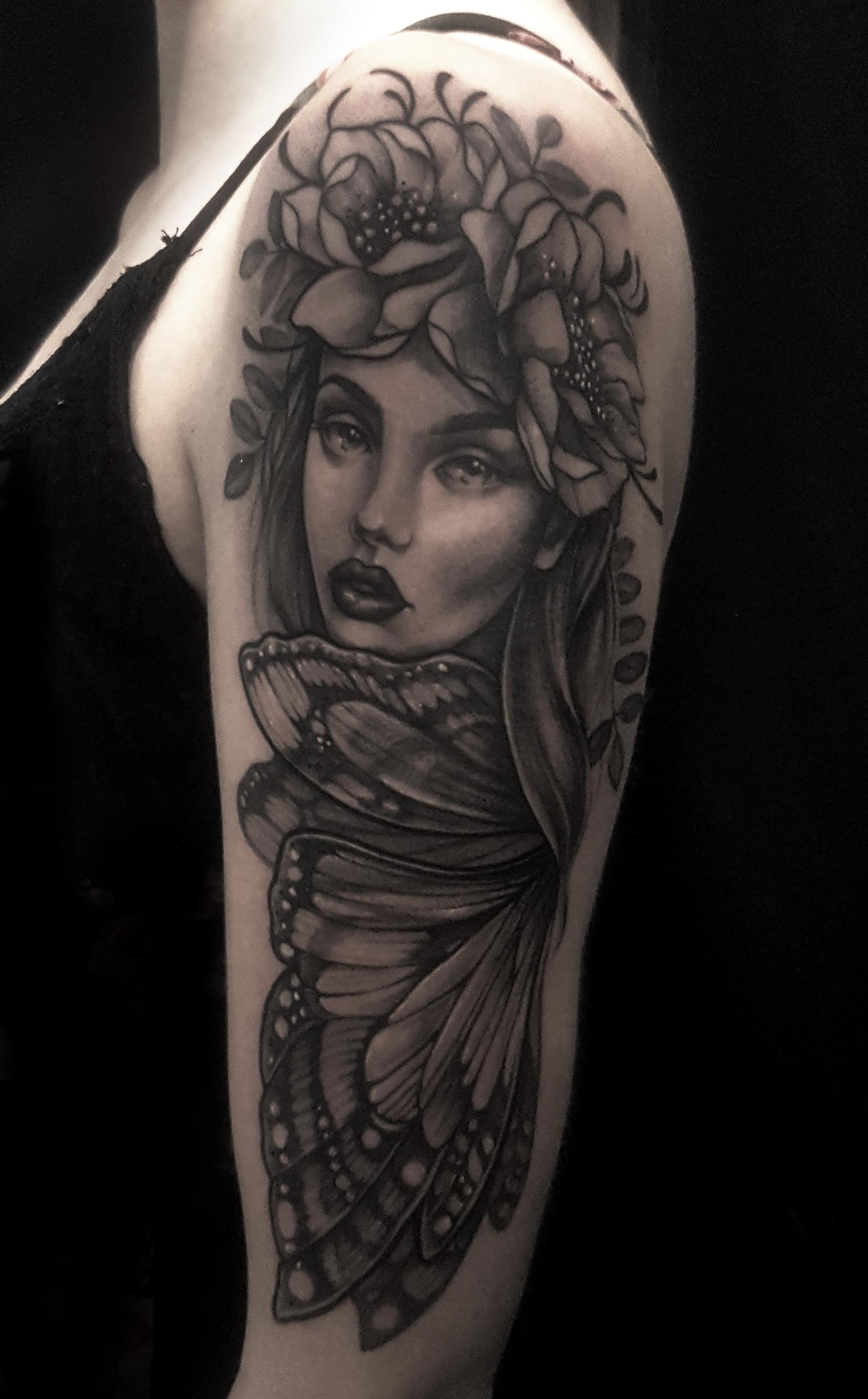 Patrycja Pająk inksearch tattoo