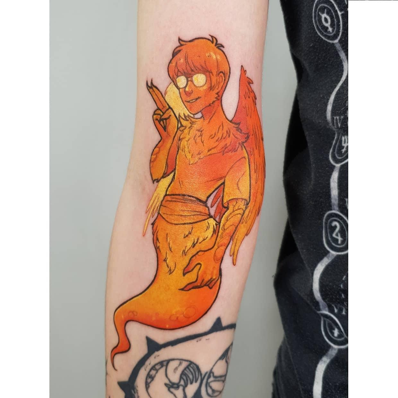 Steamshade Tattoo inksearch tattoo