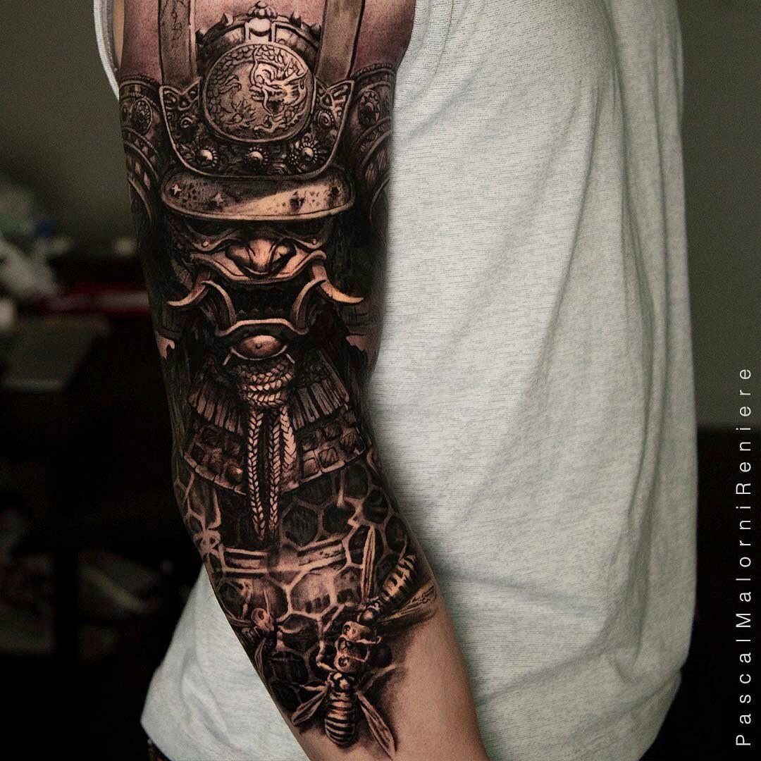 Pascal Malorni Reniere inksearch tattoo