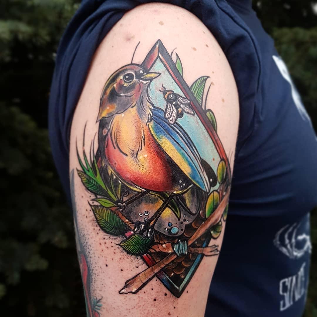 Kraasti inksearch tattoo