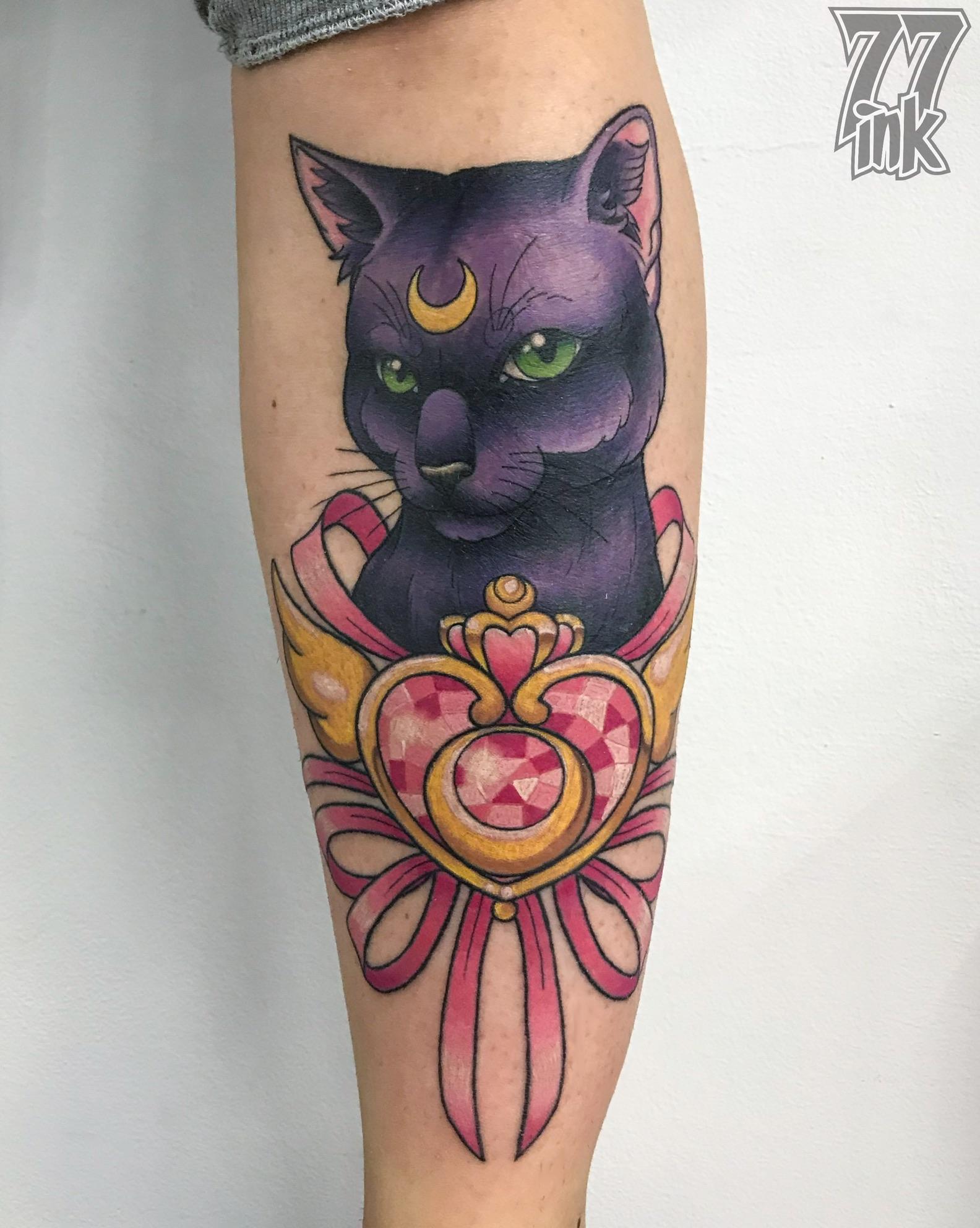 Iza Bagińska inksearch tattoo