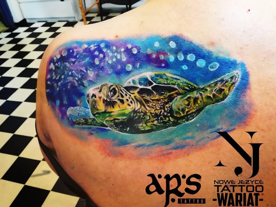 Wariat Art inksearch tattoo