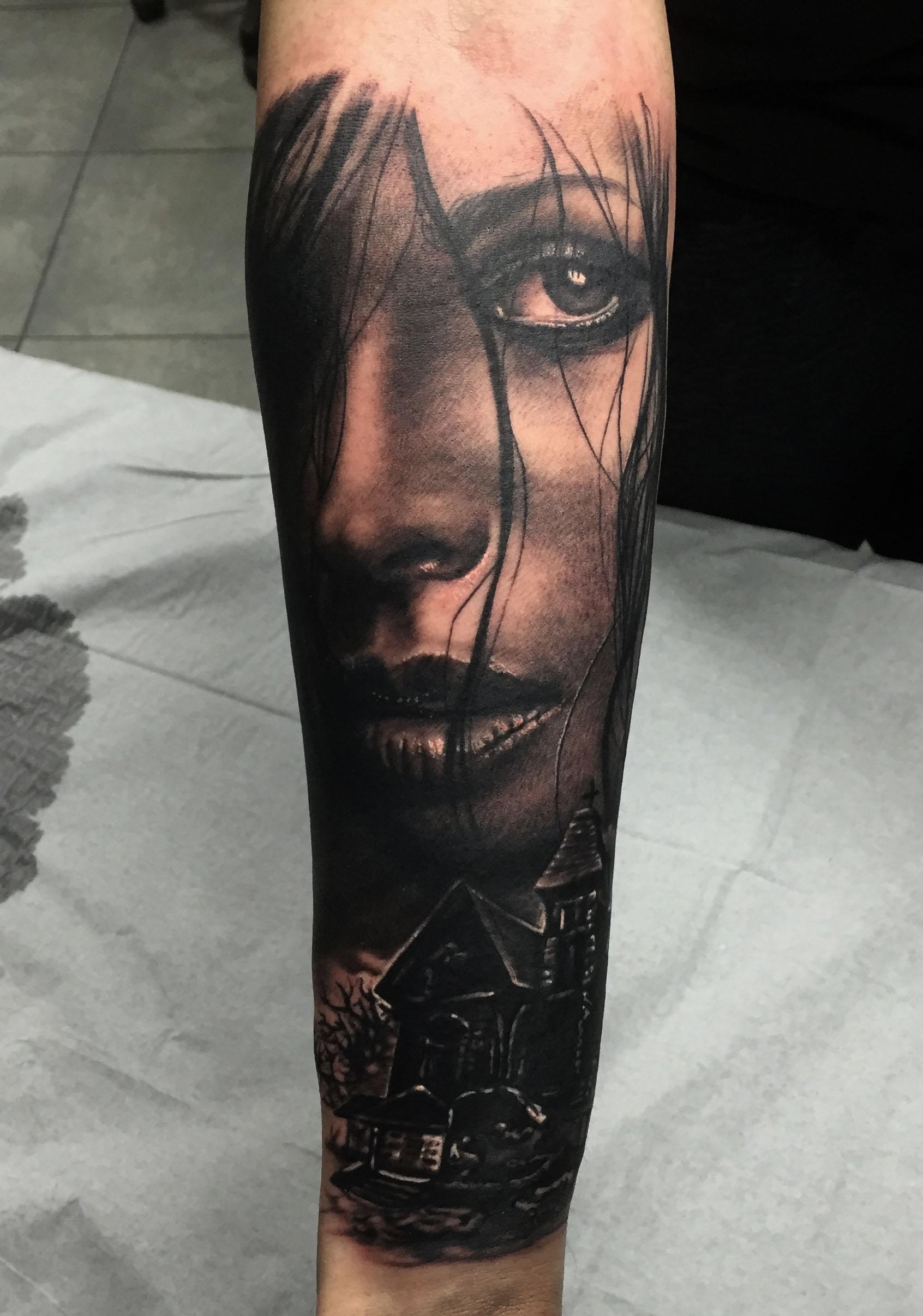Tomek Gringo Tattoo inksearch tattoo