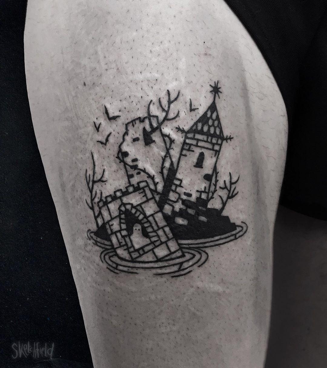 Pinter Mark inksearch tattoo