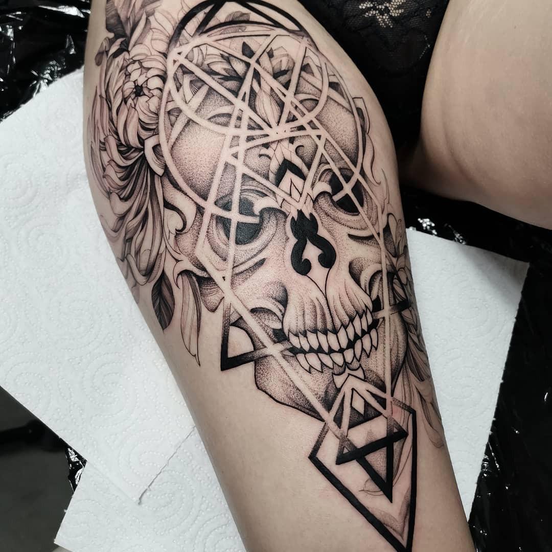Dorota Masalska inksearch tattoo
