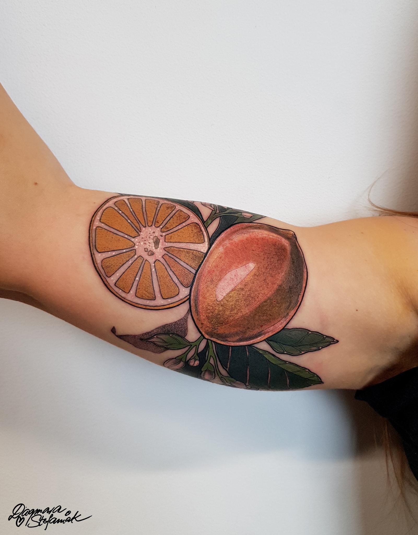Dagmara Stefaniak inksearch tattoo