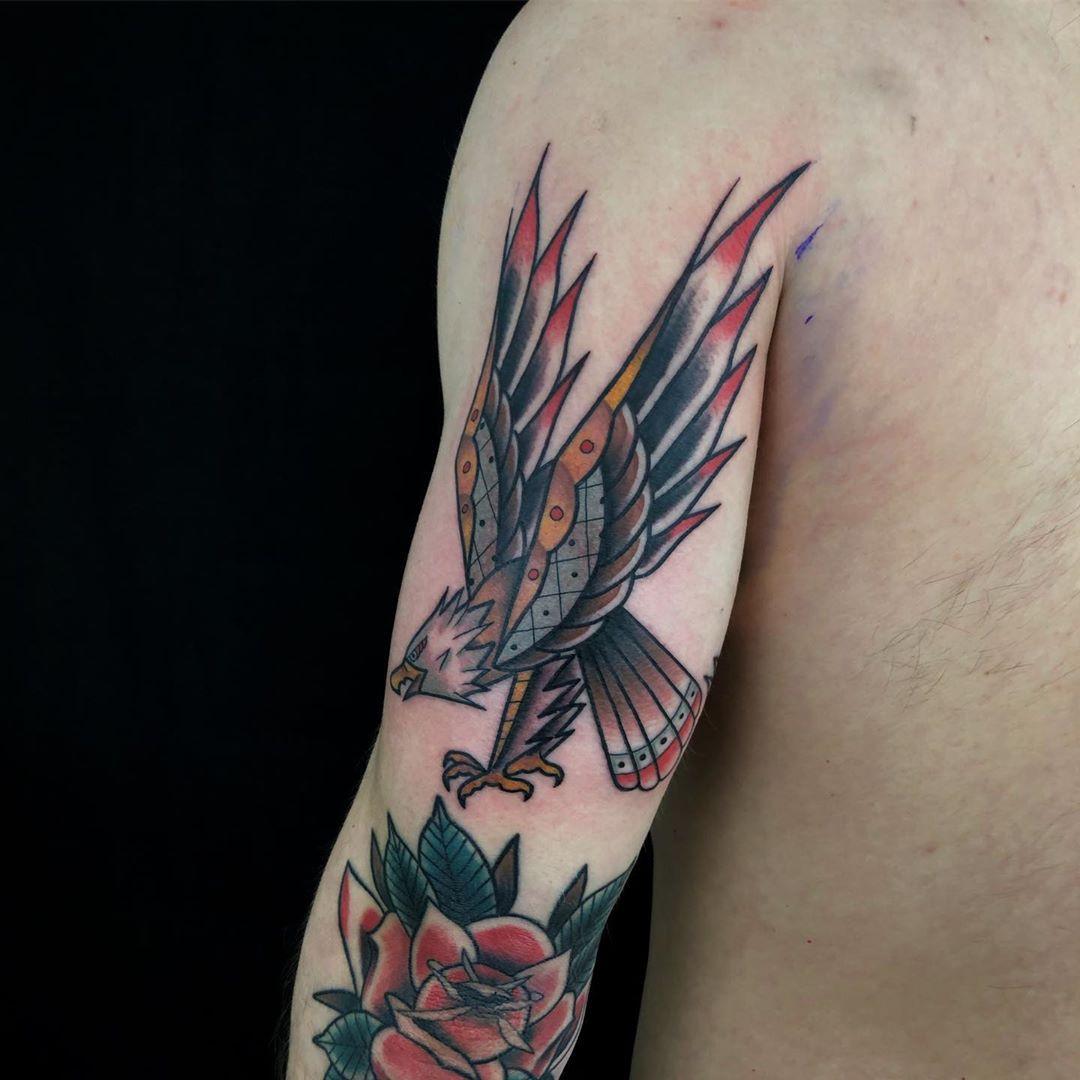 Mariusz Olech Tattoo inksearch tattoo