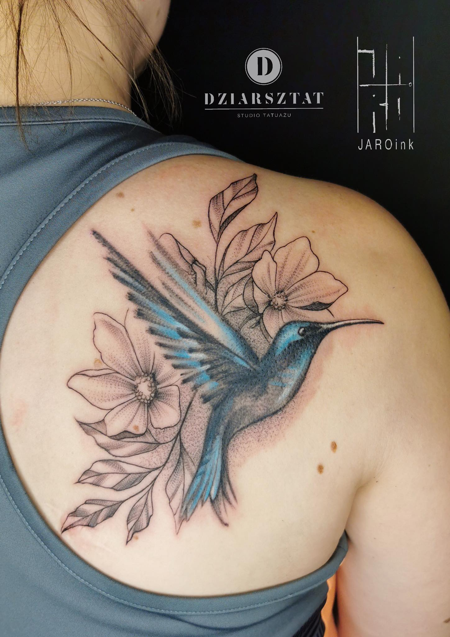 Jarek Bielarski inksearch tattoo