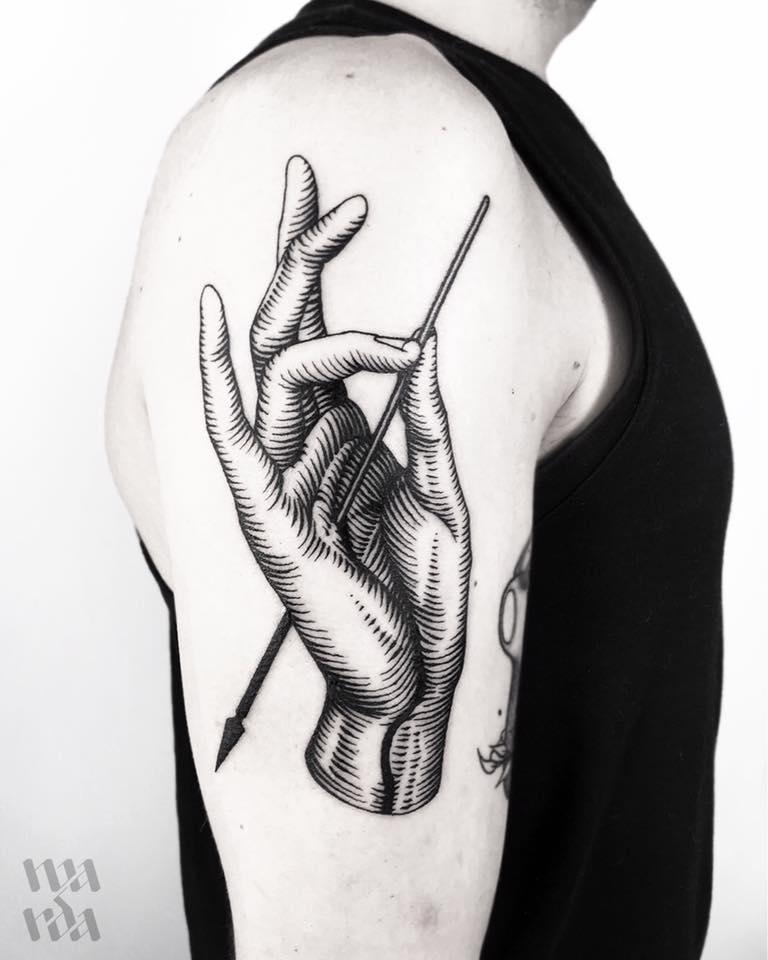 Warda Tattoo inksearch tattoo