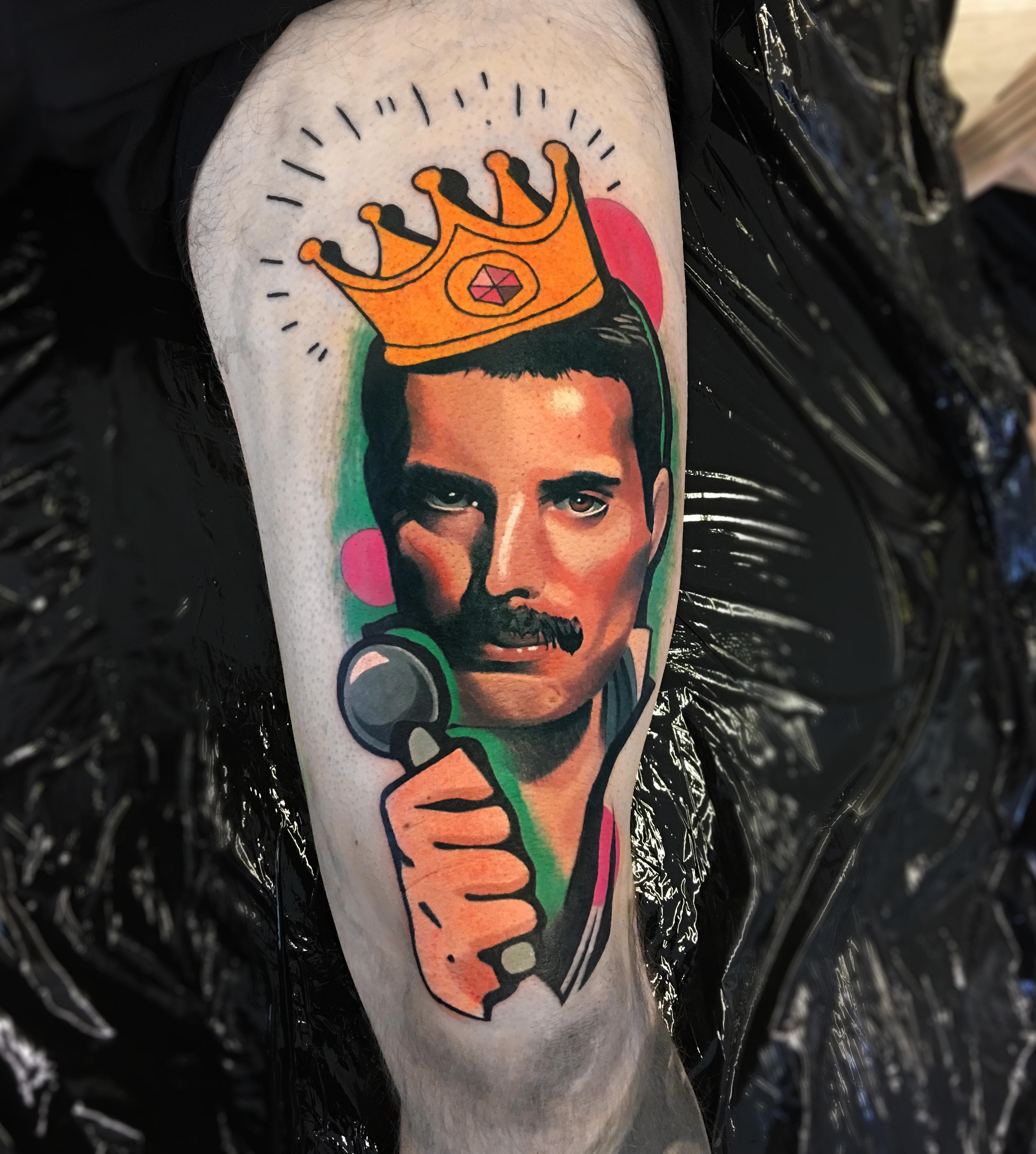 Barbara Kiczek inksearch tattoo