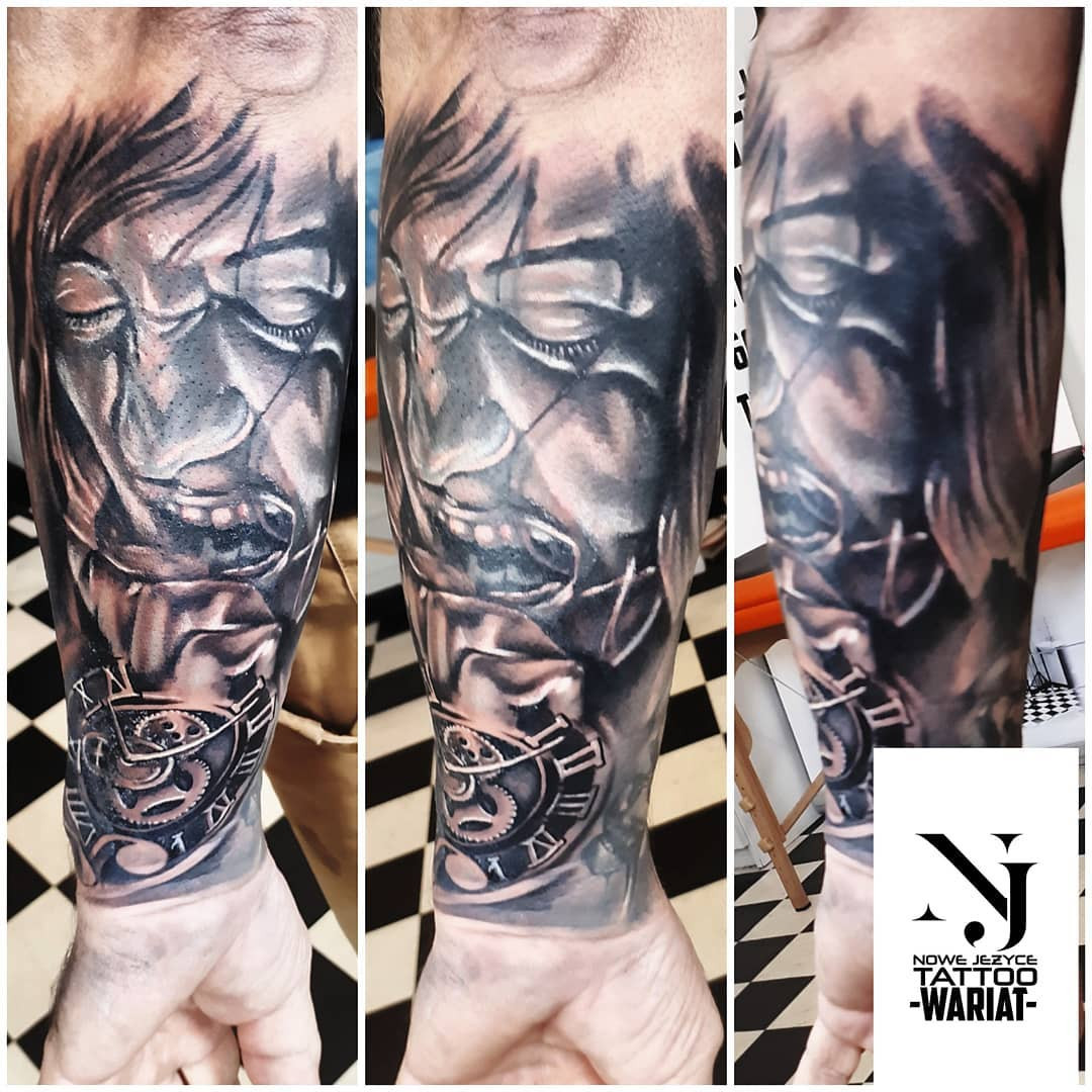 Wariat Art inksearch tattoo
